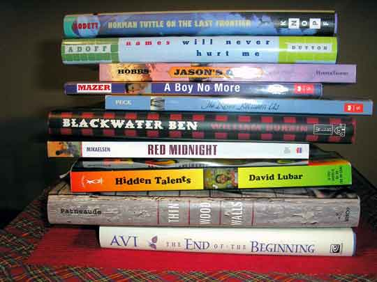 books1.jpg - Looking for a good book.