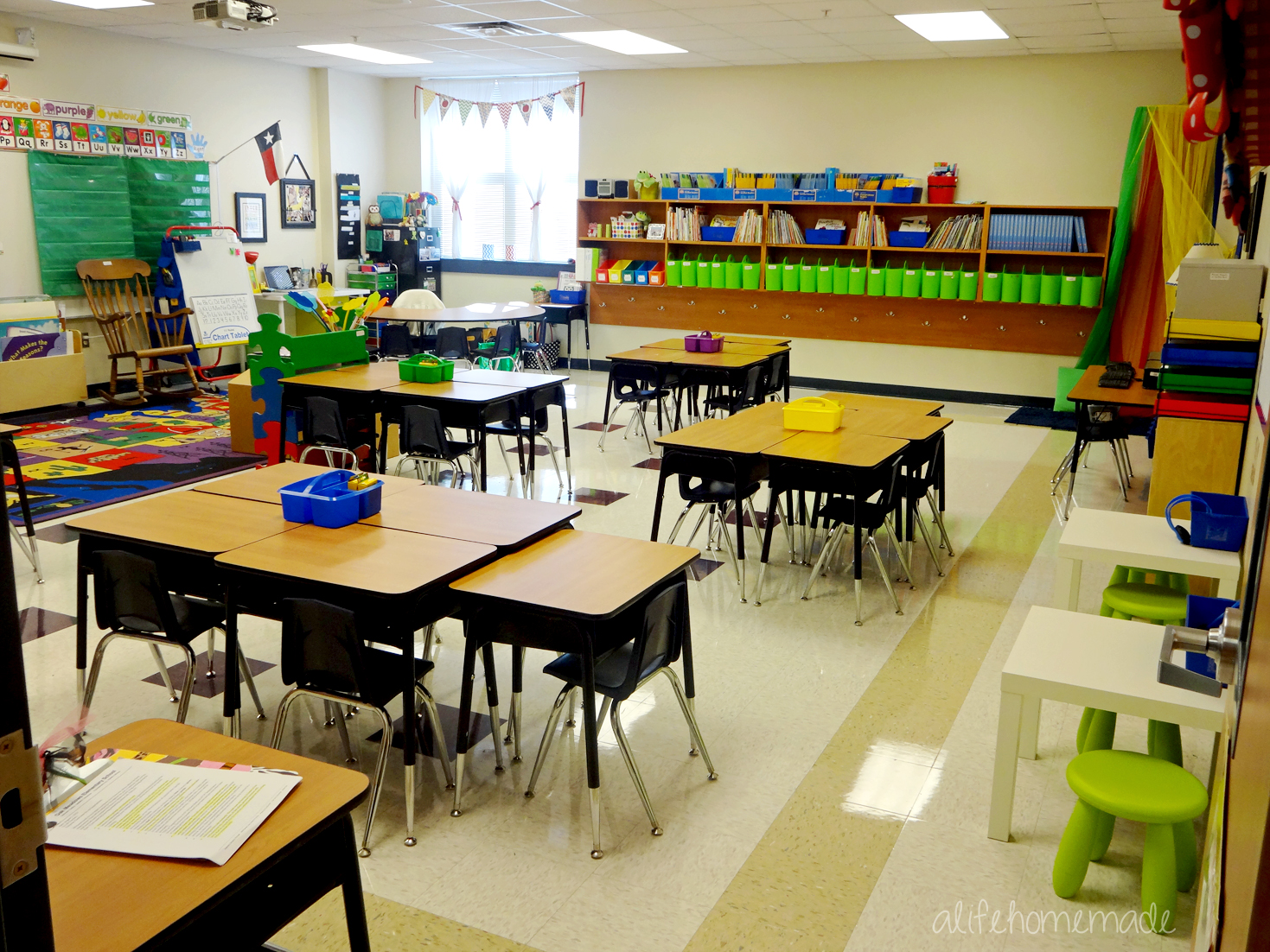 Classroom Setup Ideas For First Grade ~ First grade classroom pics learning