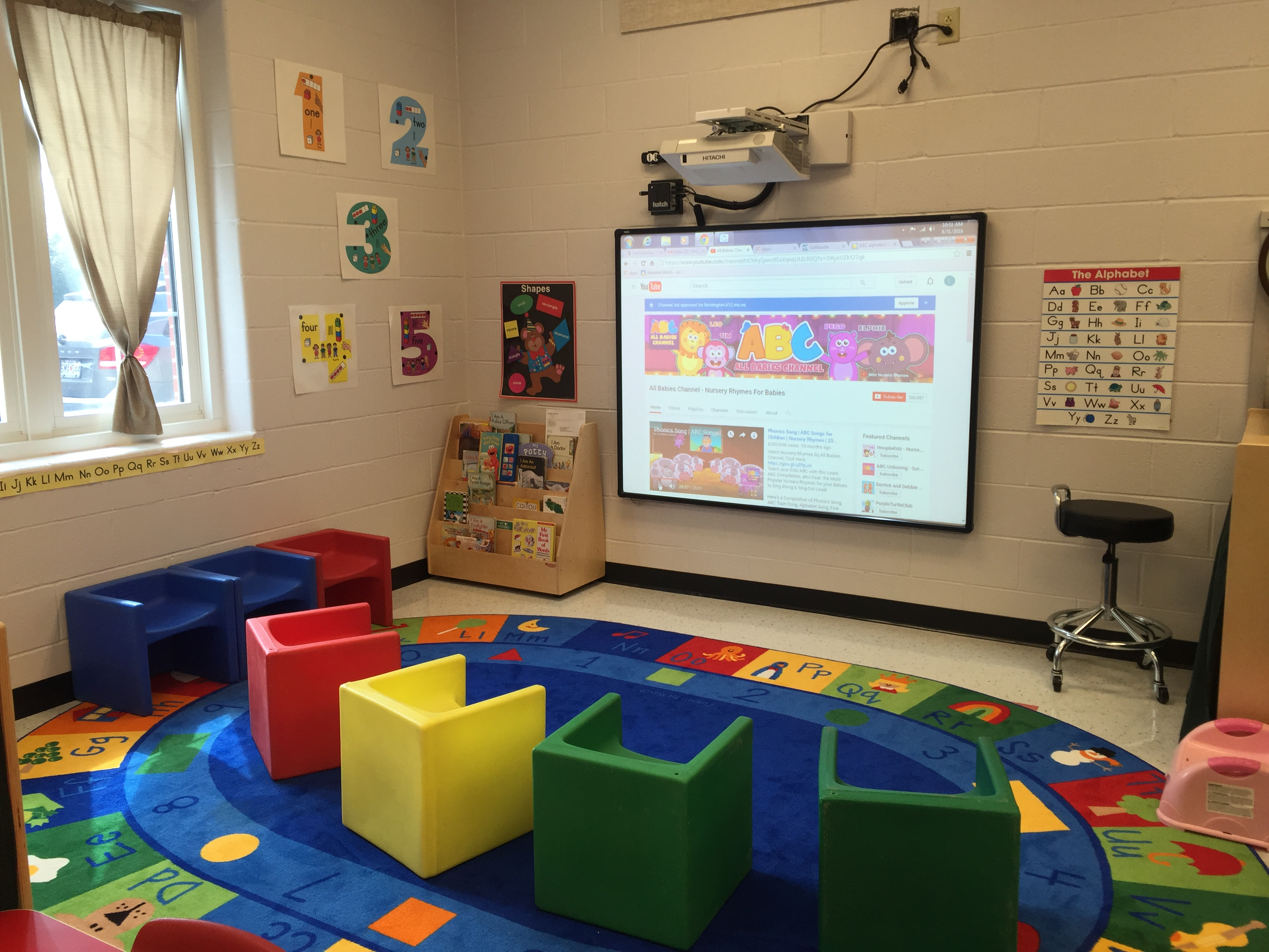 Preschool Room Design Ideas
