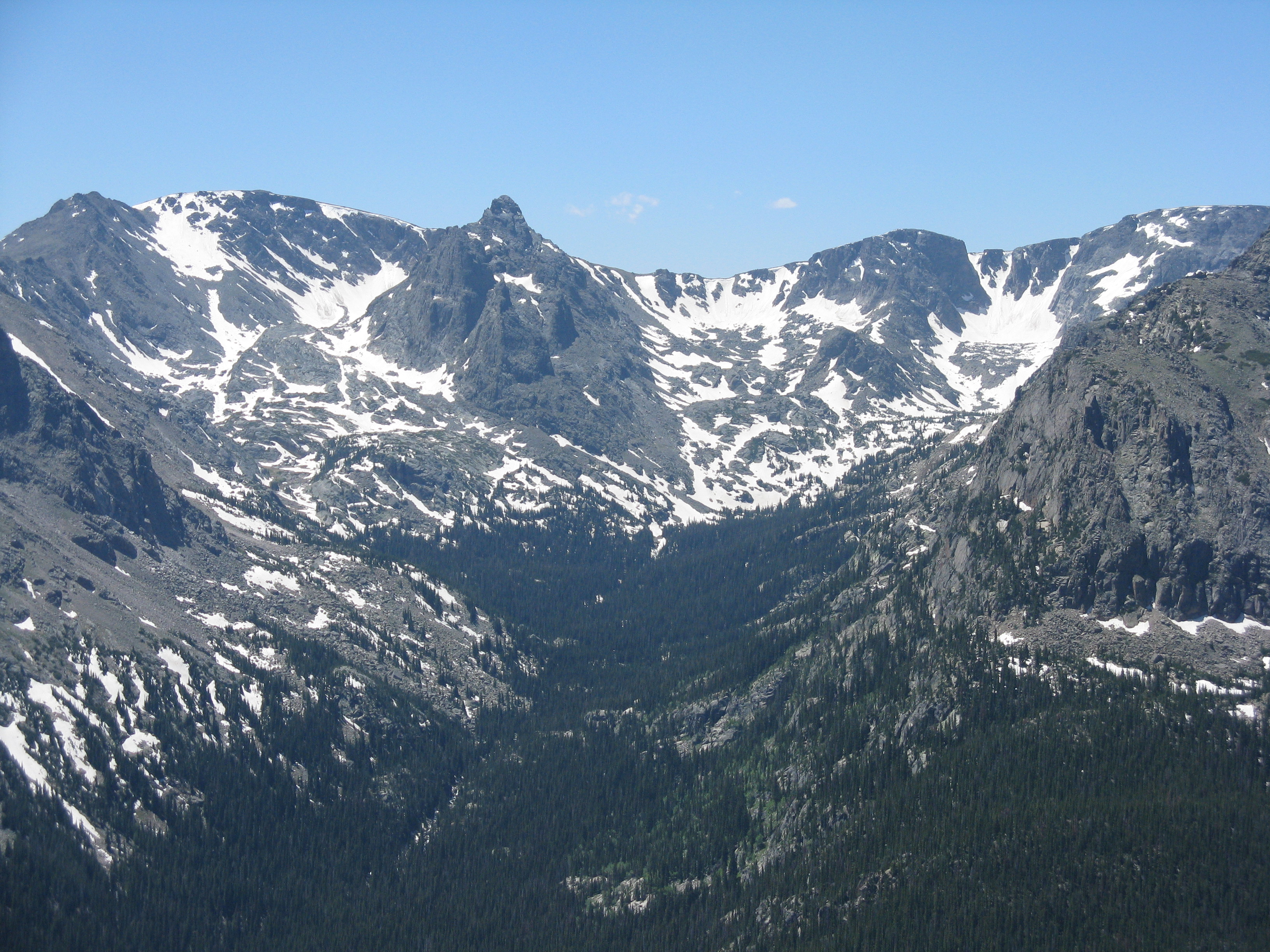 Rocky Mountains in Colorado   Pics4Learning