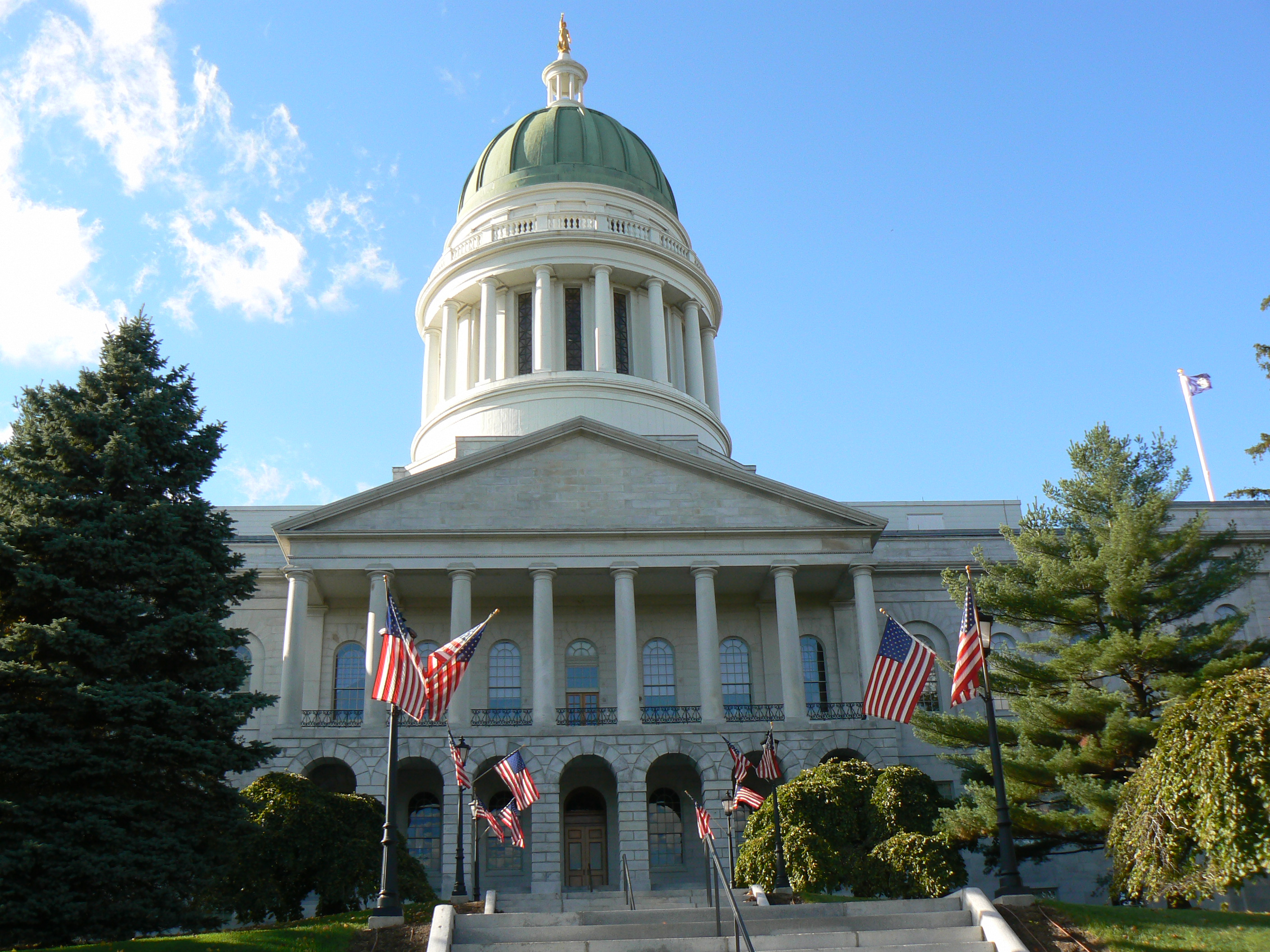 Maine Capitol Building Pics4learning