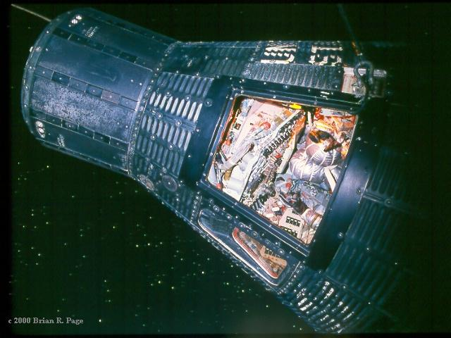 mercury 7 mission - photo #6