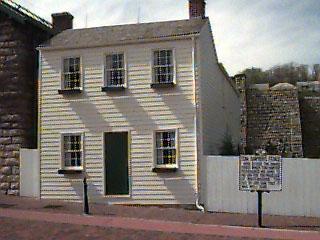 Mark Twain Home, Hannibal MO