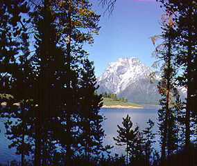 nat058.jpg - Valley Glacier Yellowstone National Park Wyoming