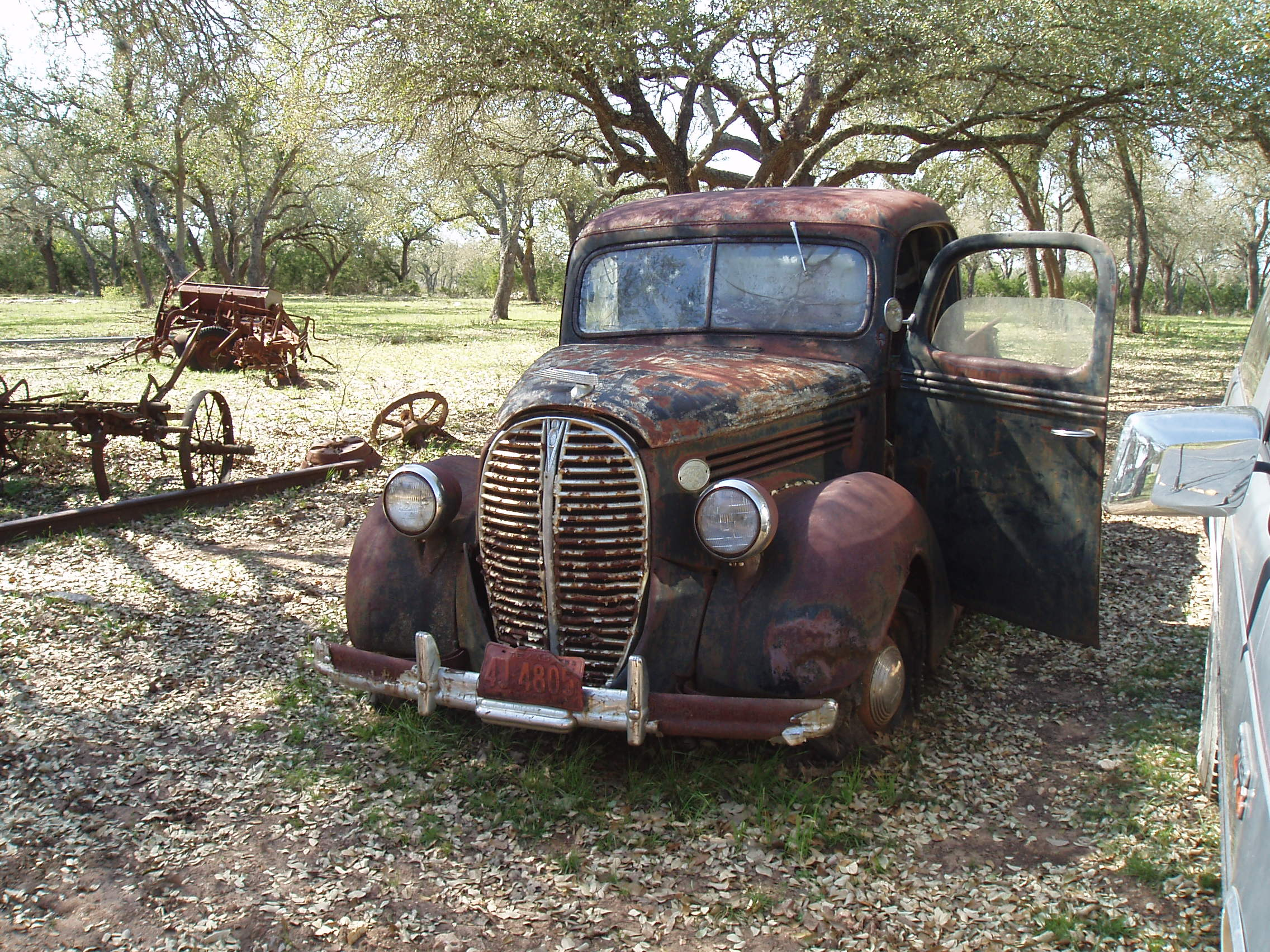 39 Ford Relic | Pics4Learning