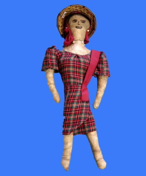 Heritage Doll from the Philippines