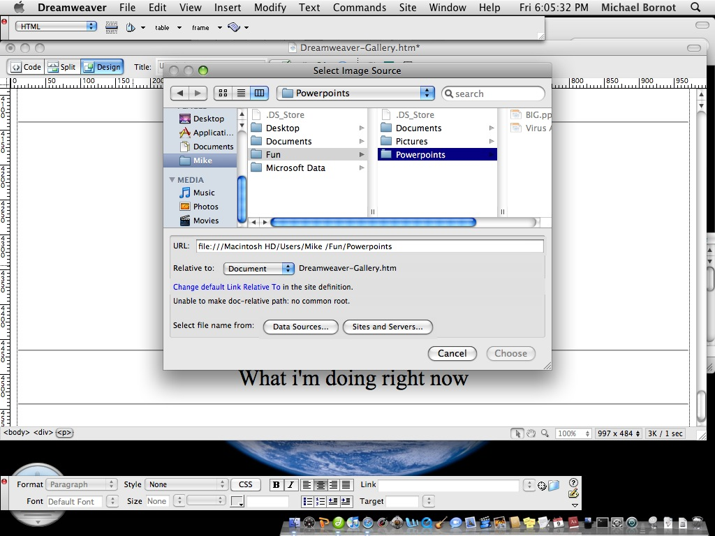 Dreamweaver для Mac скачать - фото 11
