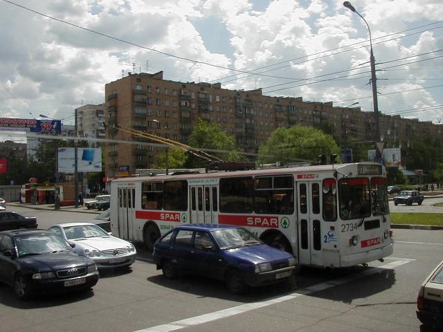 Moscow transportation