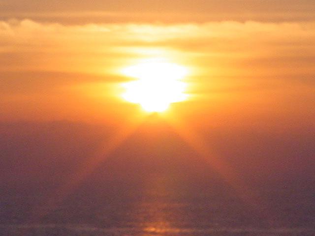 sunset1pv.jpg - Sunset in Puerto Vallarta