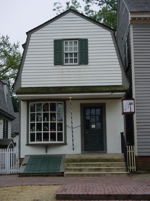 Colonial williamsburg shop online