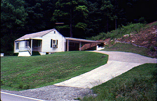 Home in West Virginia