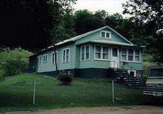 Home in West Virginia