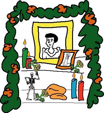 altar.png - Dia de los Muertos altar