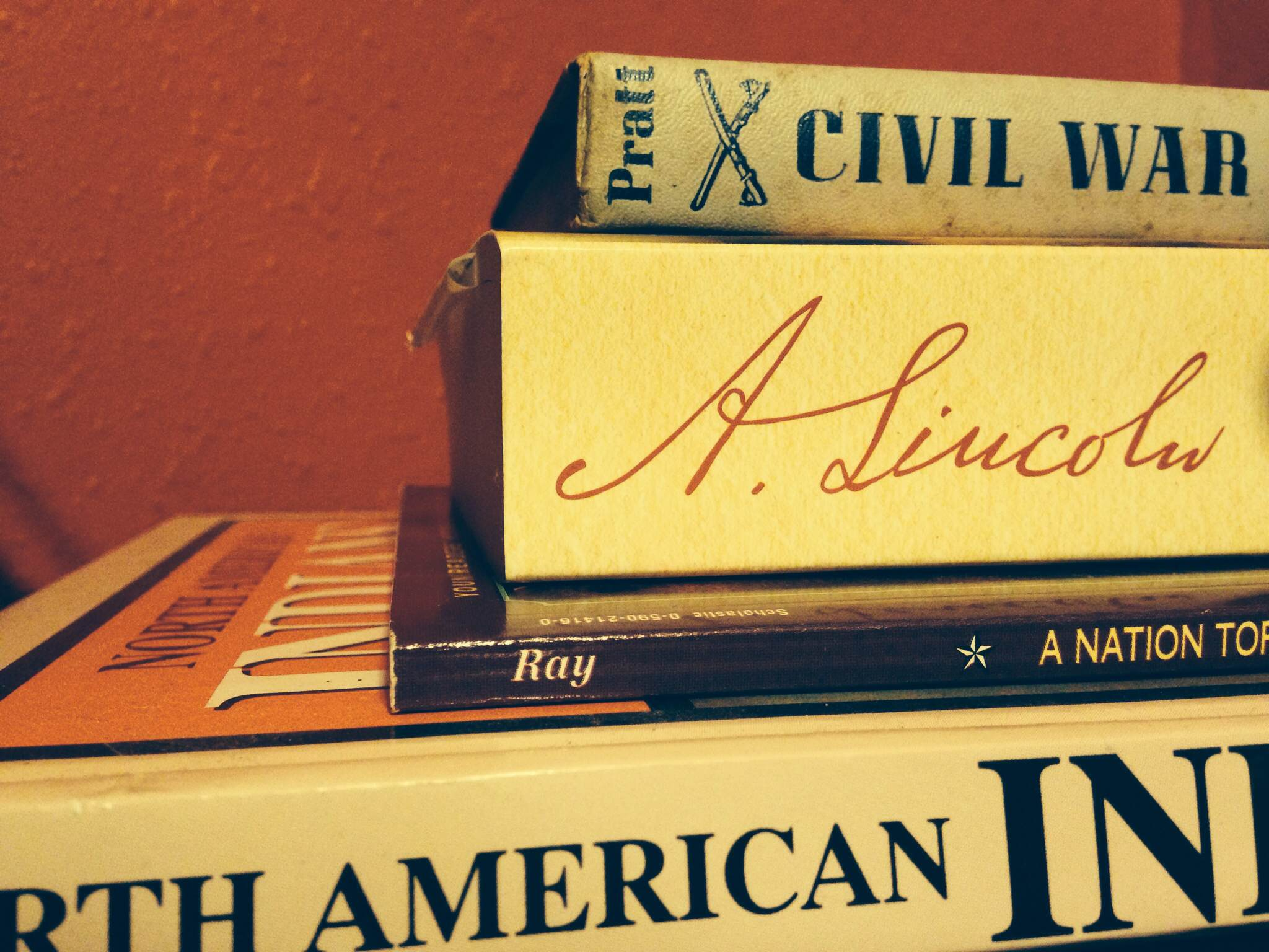 Image result for google images stack of Civil War books