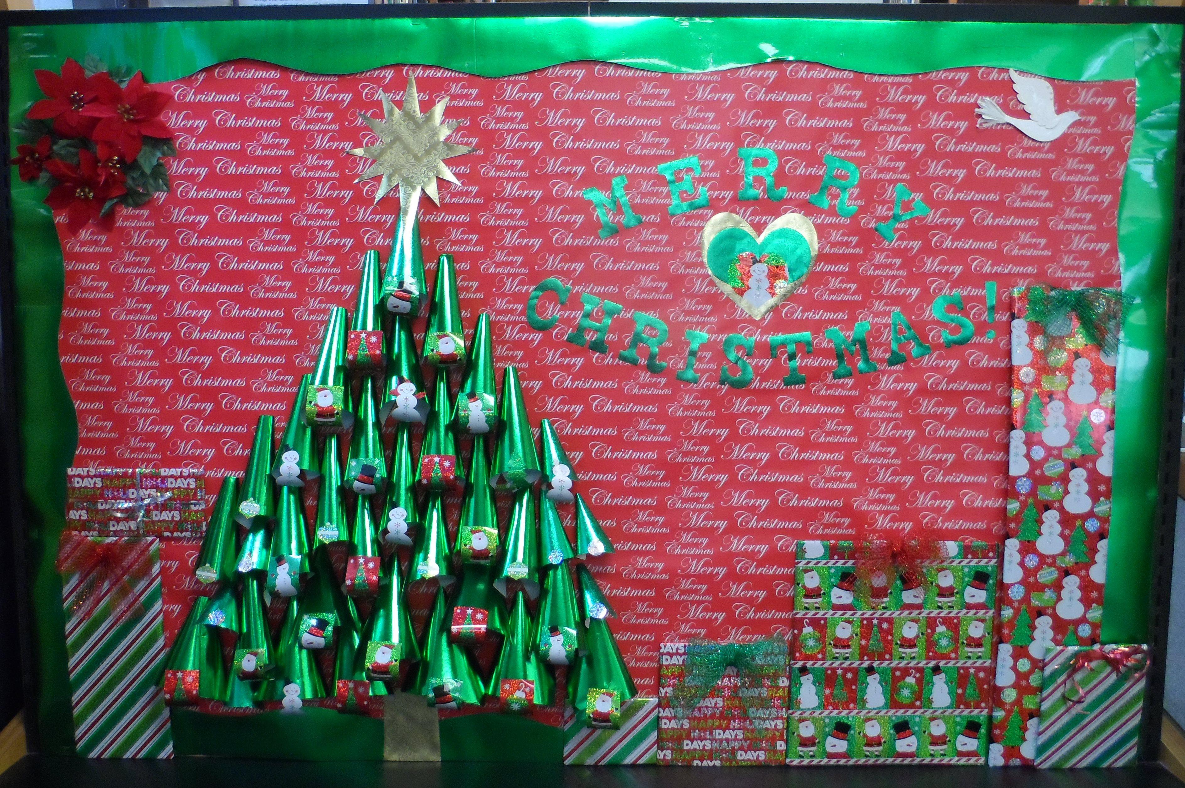 Christmas Board Design.Christmas Bulletin Board Pics4learning