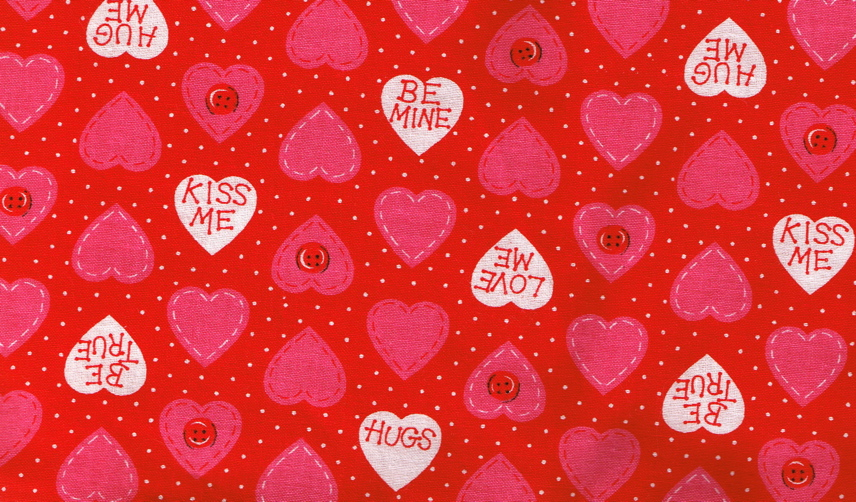 Valentine Heart Fabric Pics4learning