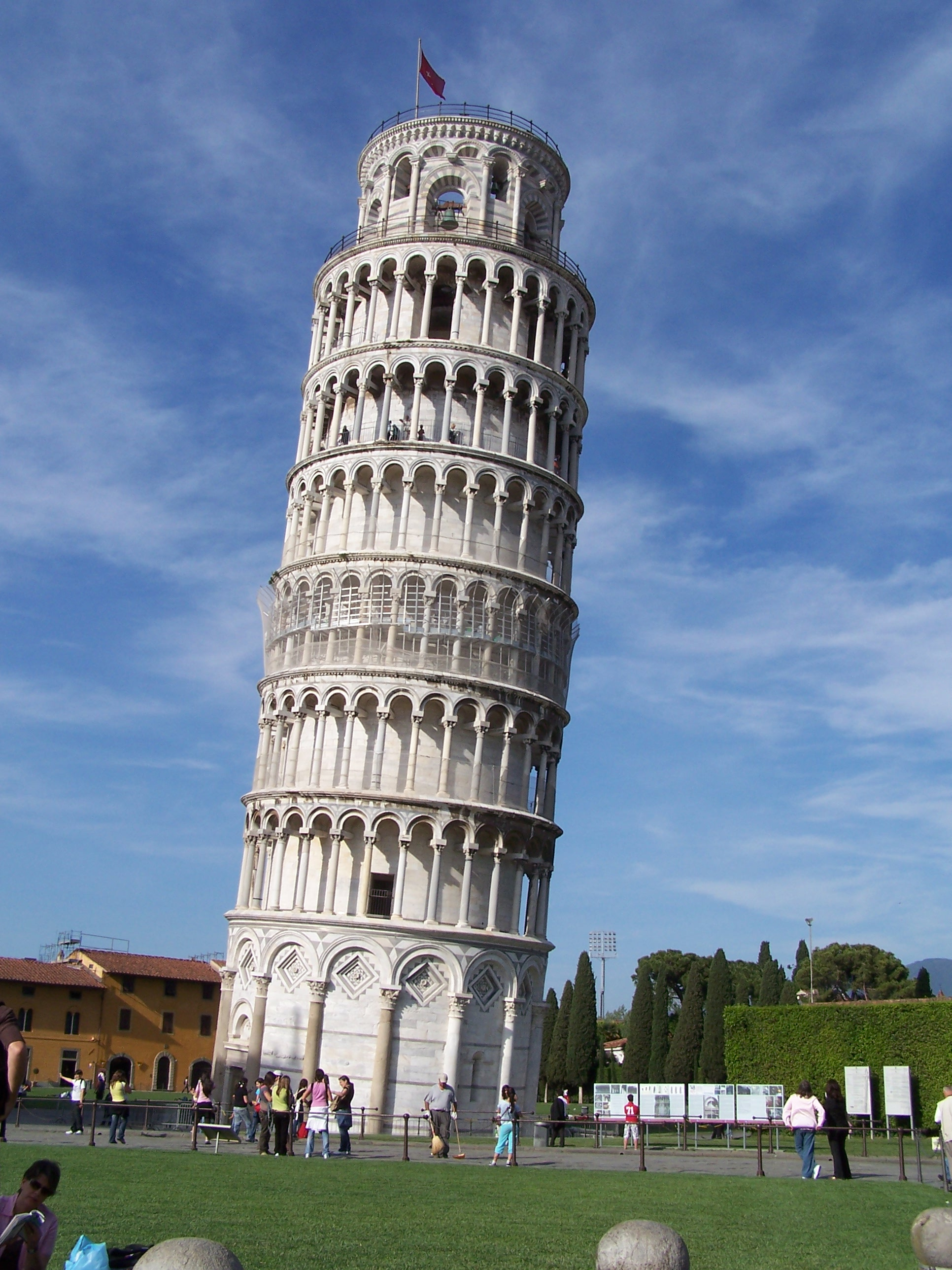 Leaning tower of pisa pics4learning - Leaning tower of pisa ...