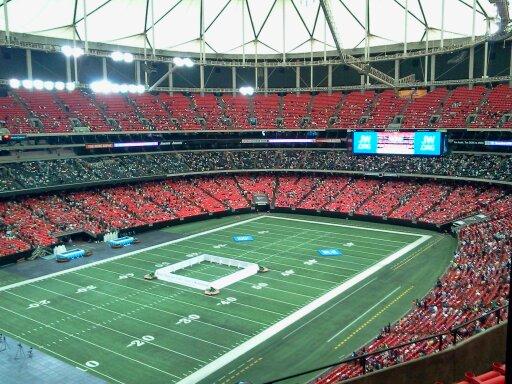 JW International Convention Atlanta Georgia Stadium | Pics4Learning