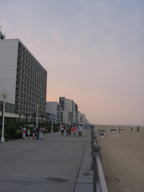 Virginia Beach Boardwalk | Pics4Learning